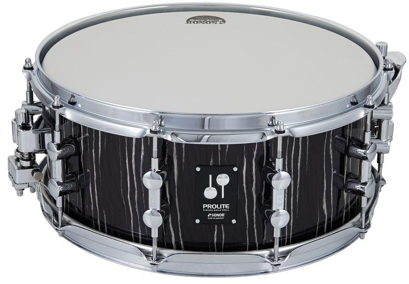 "Sonor 14""x06"" ProLite Snare Ebony"
