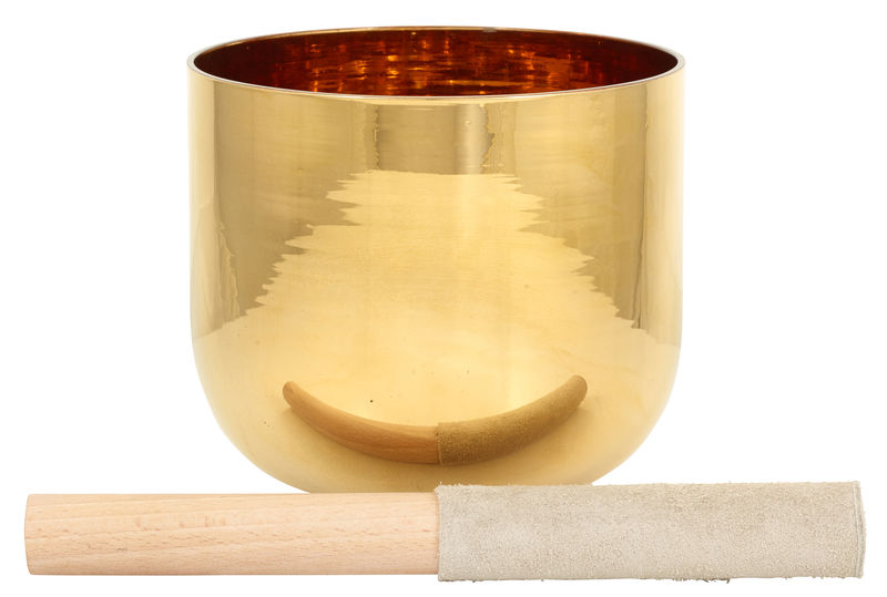 Thomann Crystal Singing Bowl GT 10""