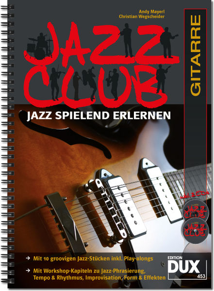 Jazz Club Guitar Edition Dux