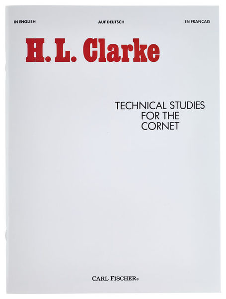 Carl Fischer Clarke Technical Studies Tr