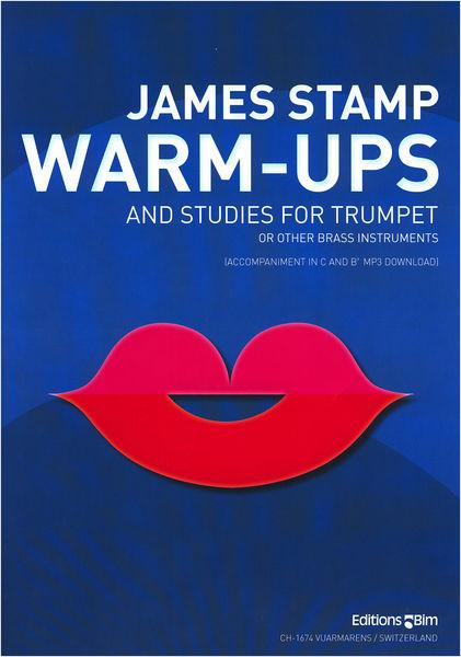 Stamp Warm-Ups Studies Tr Editions Bim