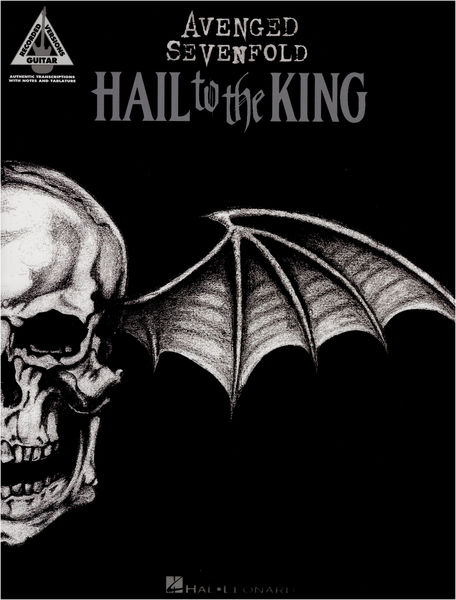 Hal Leonard Avenged Sevenfold: Hail To