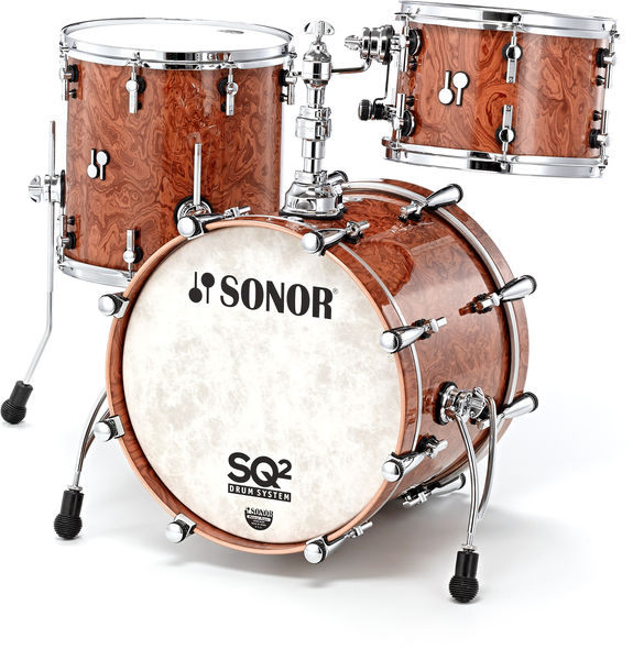 Sonor SQ2 Shell Set Bebop Walnut