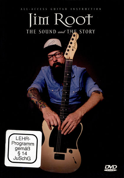 Hal Leonard Jim Root the Sound