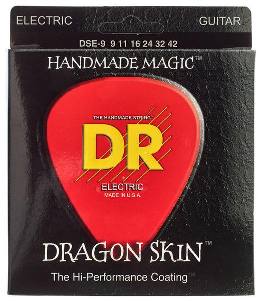 DR Strings DR DRAGON SKIN - DSE- 9