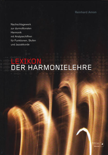 Doblinger-Metzler Lexikon der Harmonielehre
