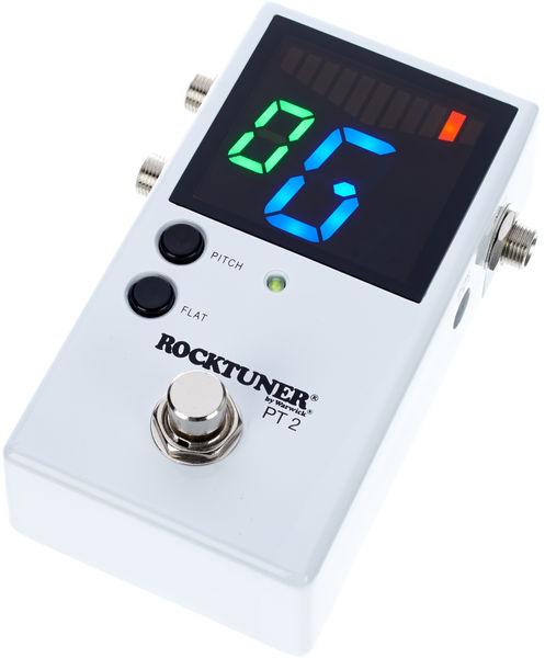 Warwick Rocktuner PT 2 white