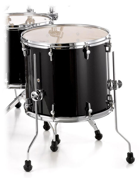 "Sonor 16""x16"" FT Select Piano Black"
