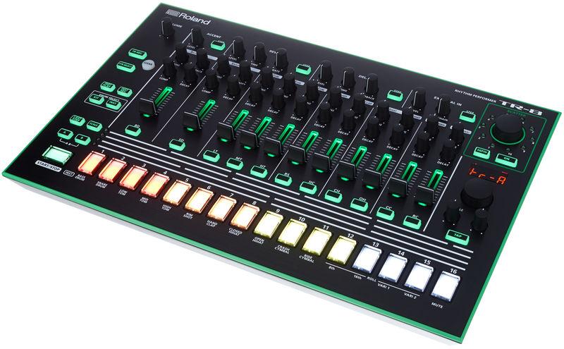 Roland TR-8 – Thomann UK 0e1ed076be1a