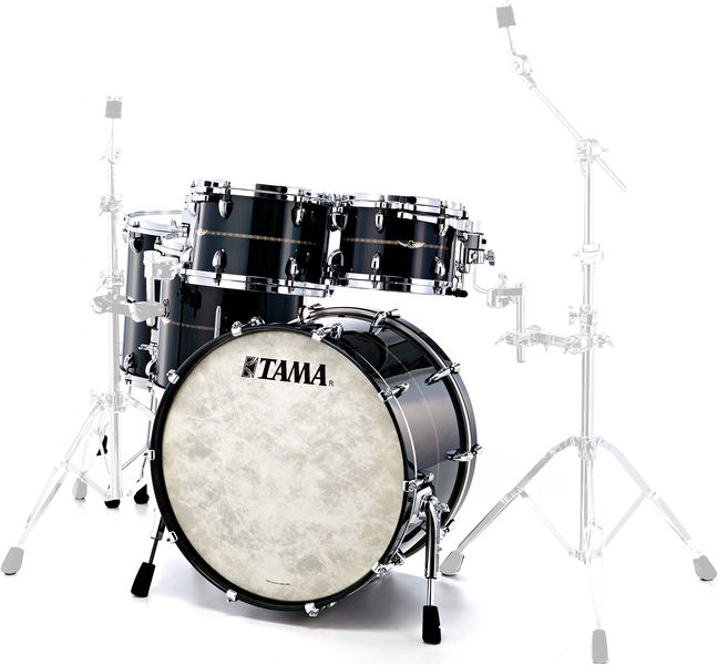Tama Star Drum Bubinga Rock CDKG