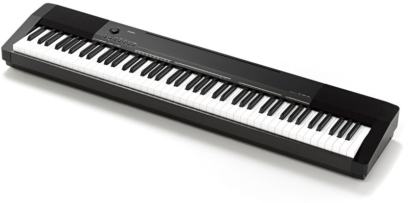 piano numerique casio cdp-230 kit black