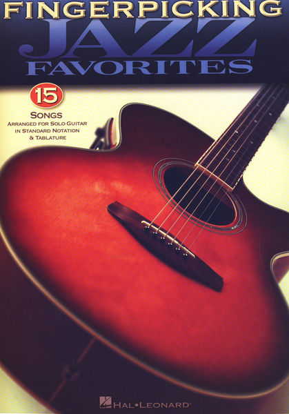 Hal Leonard Fingerpicking Jazz Favorites