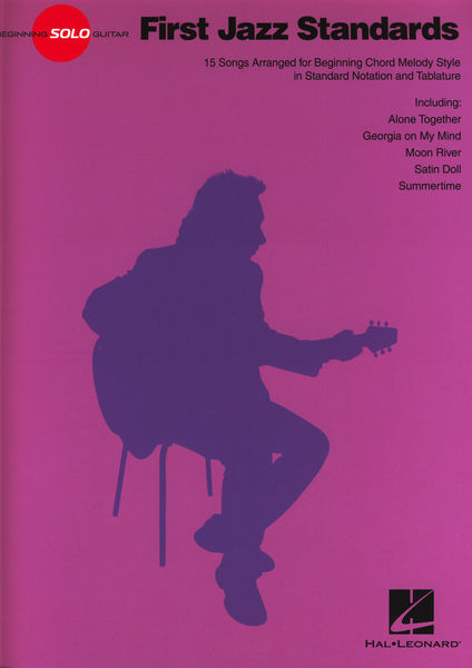 Hal Leonard Beginning Solo Guitar: Jazz