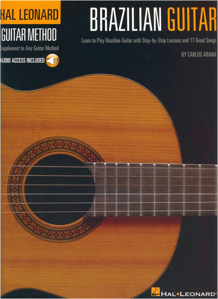 Hal Leonard Guitar Method: Brazilian Guit.