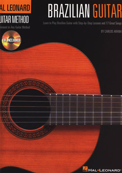 Hal Leonard Guitar Method: Brazilian Guit.