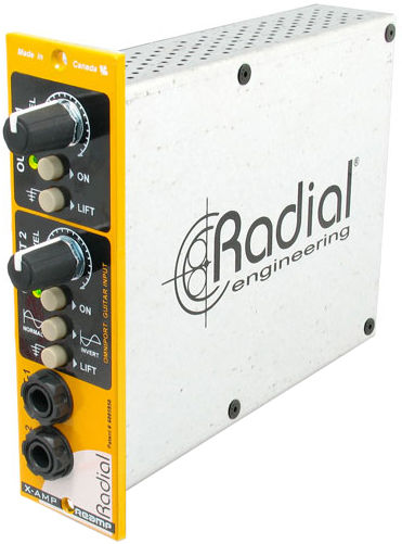 Radial Engineering X-AMP 500