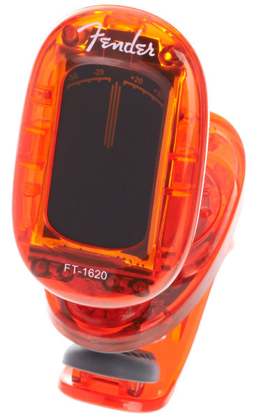Fender California FT1620 Clip Tuner C