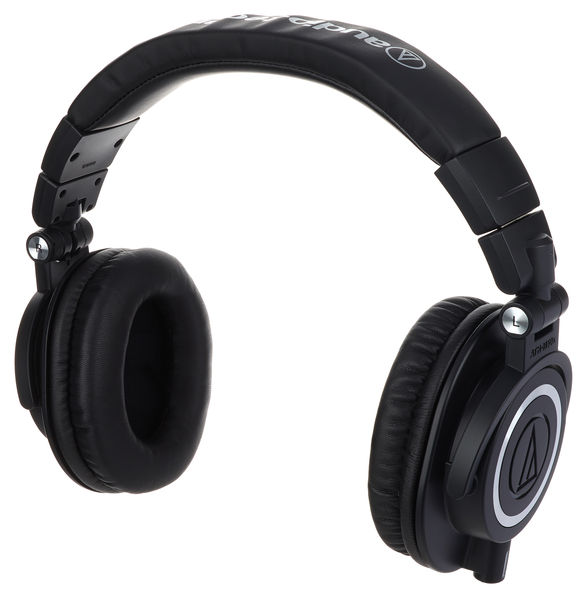 Where Can I Buy Audio-Technica QuietPoint ATH-ANC50IS Active Noise-Cancelling Over-Ear Headphones (Refurbished)