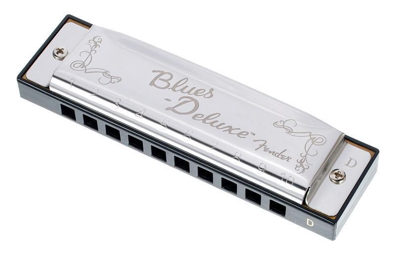 Fender Blues Deluxe Harp D
