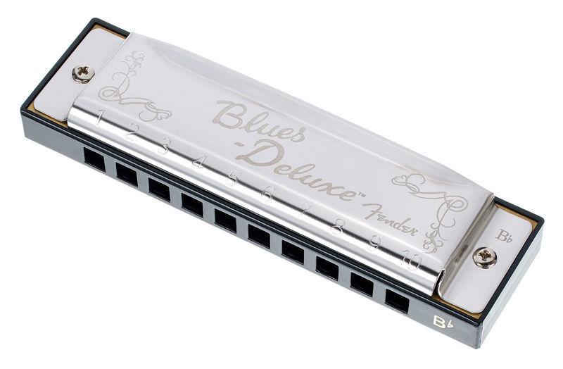 Fender Blues Deluxe Harp Bb