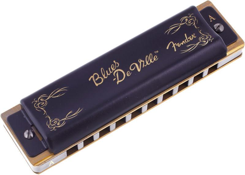 Blues Deville Harp A Fender