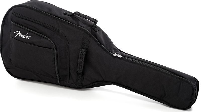 Fender Urban Jumbo Ac Guit Gig Bag BK