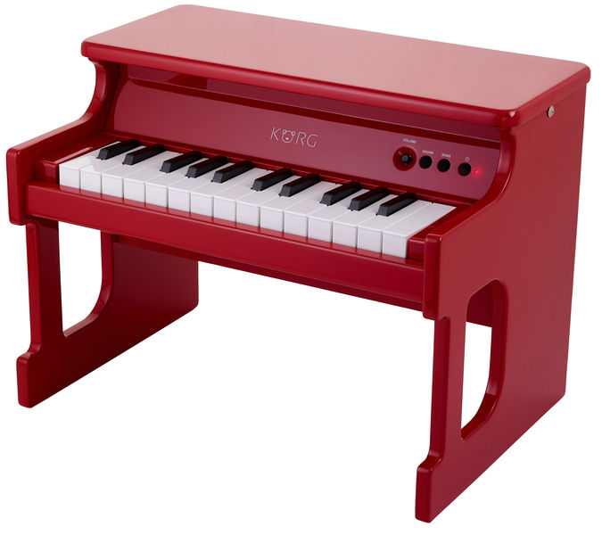 Tiny Piano Red Korg