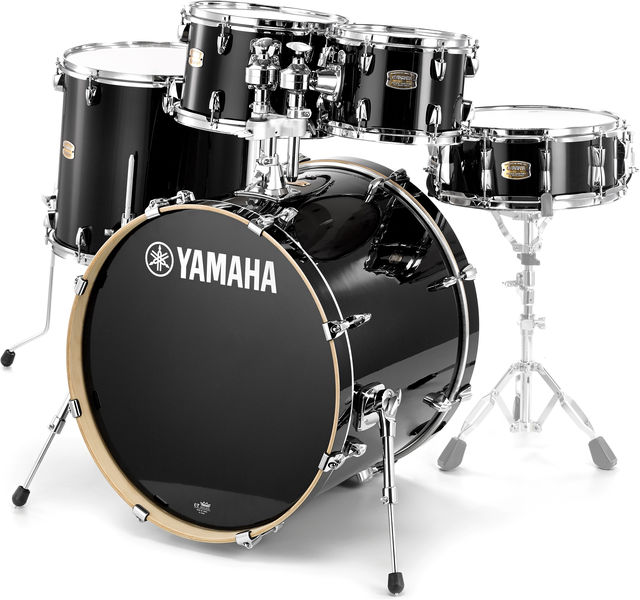 Yamaha stage custom studio rb 39 14 thomann united states for Yamaha stage custom steel snare drum 14x6 5