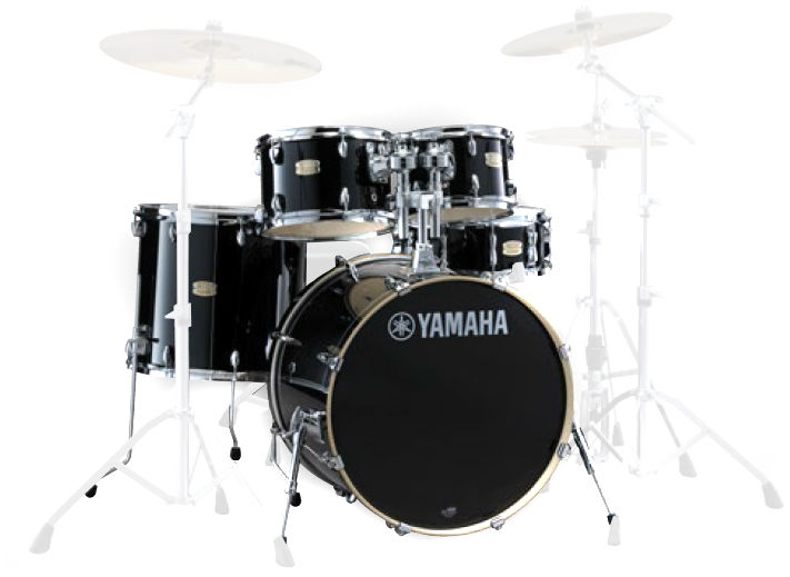 Yamaha Stage Custom Standard -RB'14