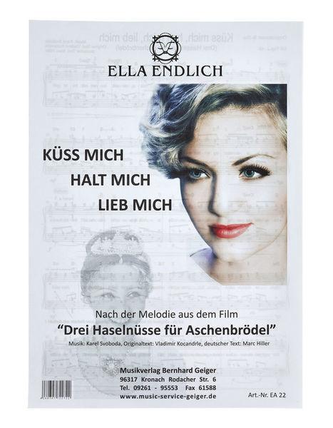 Musikverlag Geiger Küss Mich Halt Mich Lieb Mich