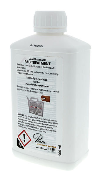Jahn Humidifier Treatment