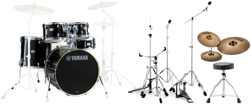 Yamaha Stage Custom Stand. RB- Bundle