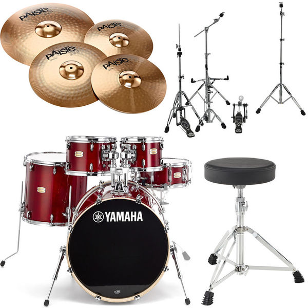 Yamaha Stage Custom Studio -CR Bundle