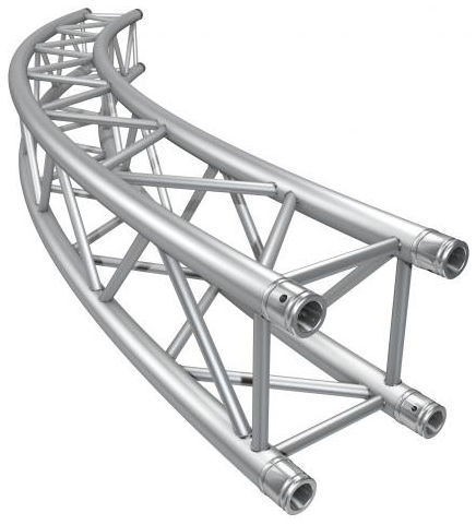 Global Truss F34R40-45 Circ. Element Ø8,0m