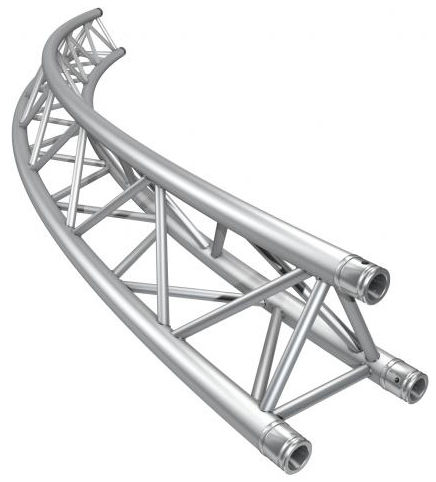 Global Truss F33R45-45 Circ. Element Ø9,0m