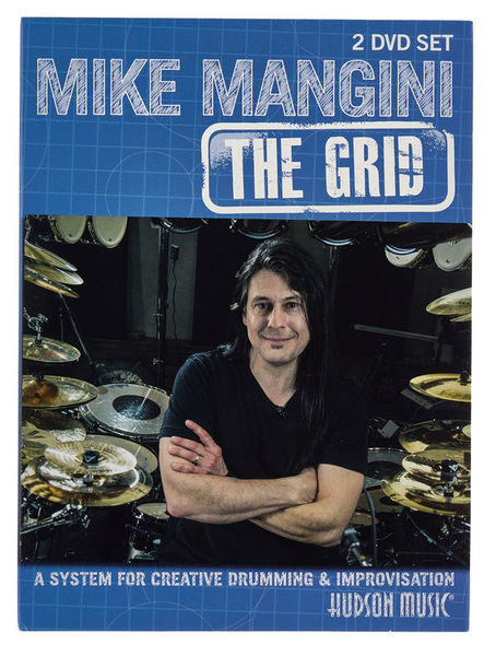 Hudson Music Mike Mangini: The Grid