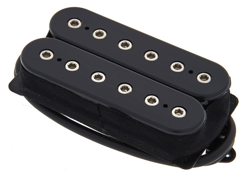 DiMarzio DP 258BK Titan Neck black
