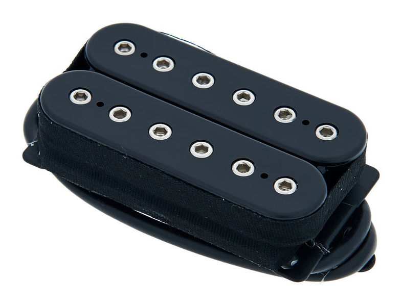 DiMarzio DP 259BK Titan Bridge black