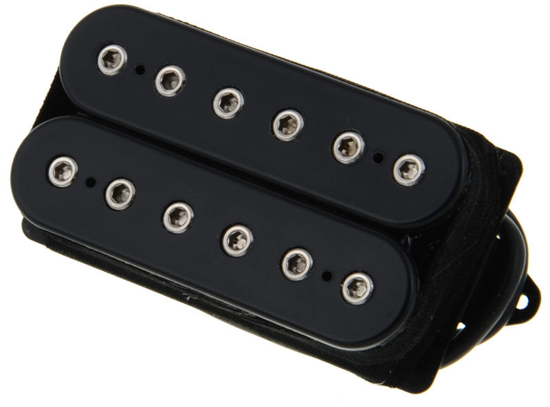 DiMarzio DP 259BK Titan Bridge black - Thomann UK