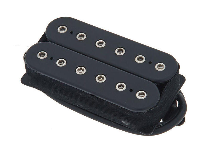 DiMarzio DP 258FBK Titan Neck black
