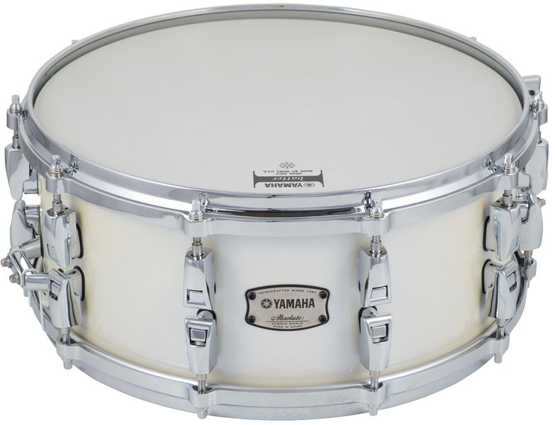 "Yamaha 14""x06"" Abs. Hybrid Snare -PWH"
