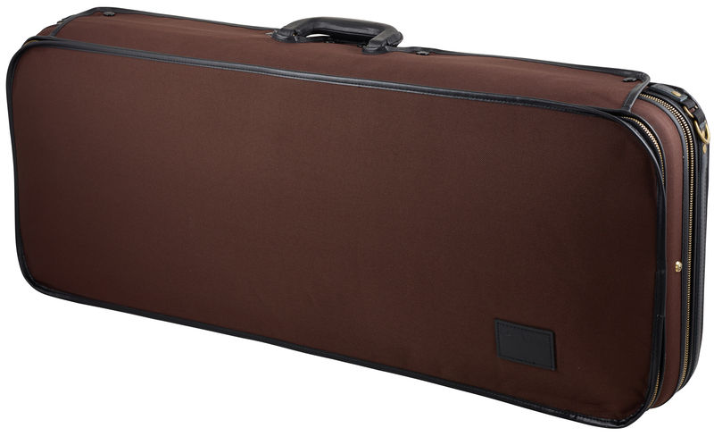 Jaeger Prestige Violin Double Case BR