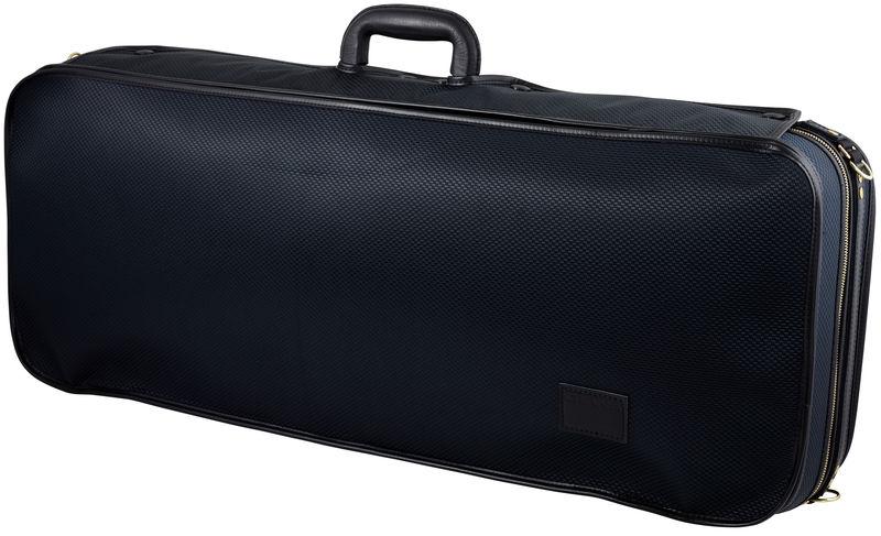 Jaeger Prestige Violin Double Case BK