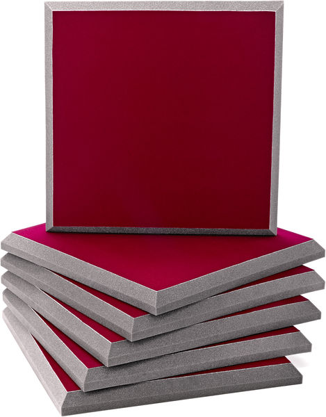 EQ Acoustics ColourPanel 60 Burgundy