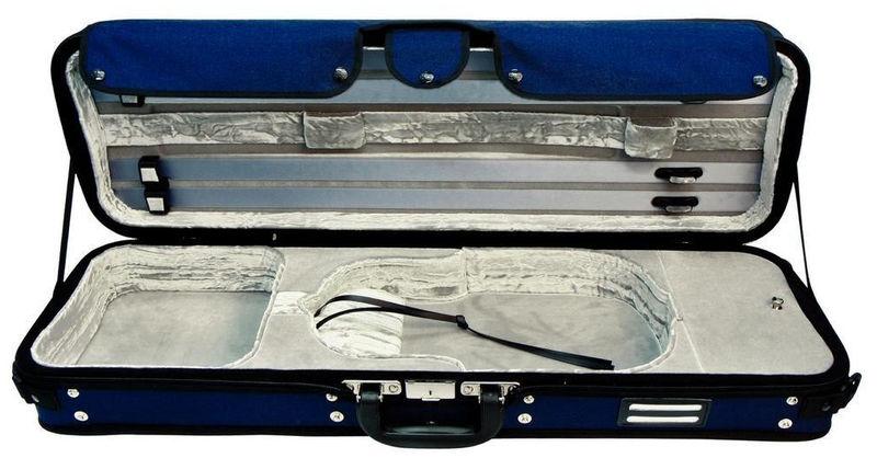 Gewa Strato DL Violin Case DB/AN