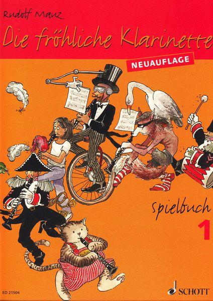 Schott Mauz Fröhliche Spielbuch 1 Neu