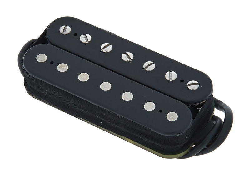 DiMarzio Illuminator 7 Neck DP756 BK
