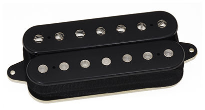 DiMarzio Illuminator 7 Bridge DP757 BK