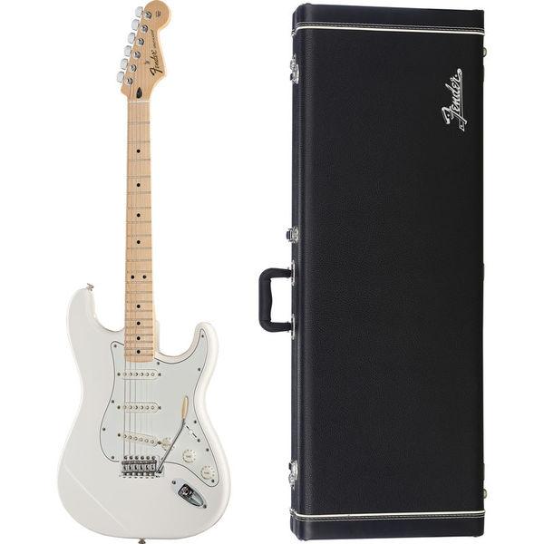 Fender Standard Strat MN AWT Bundle