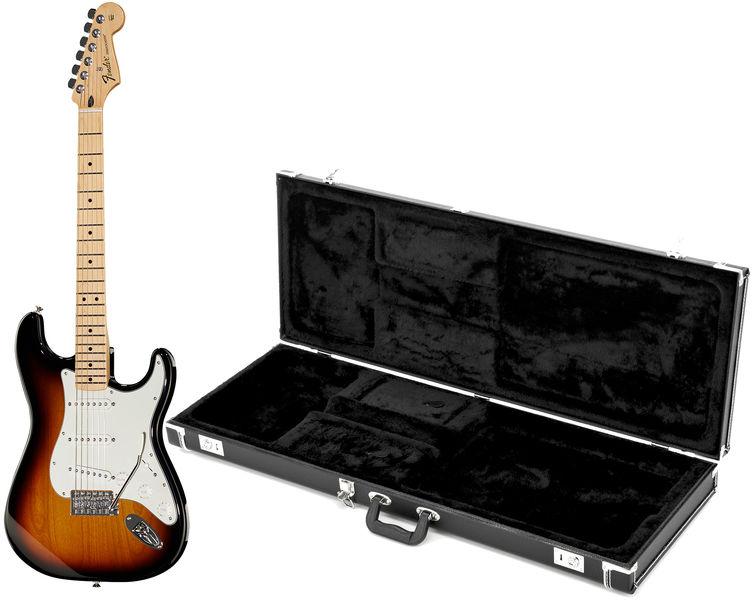 Fender Standard Strat MN BSB Bundle